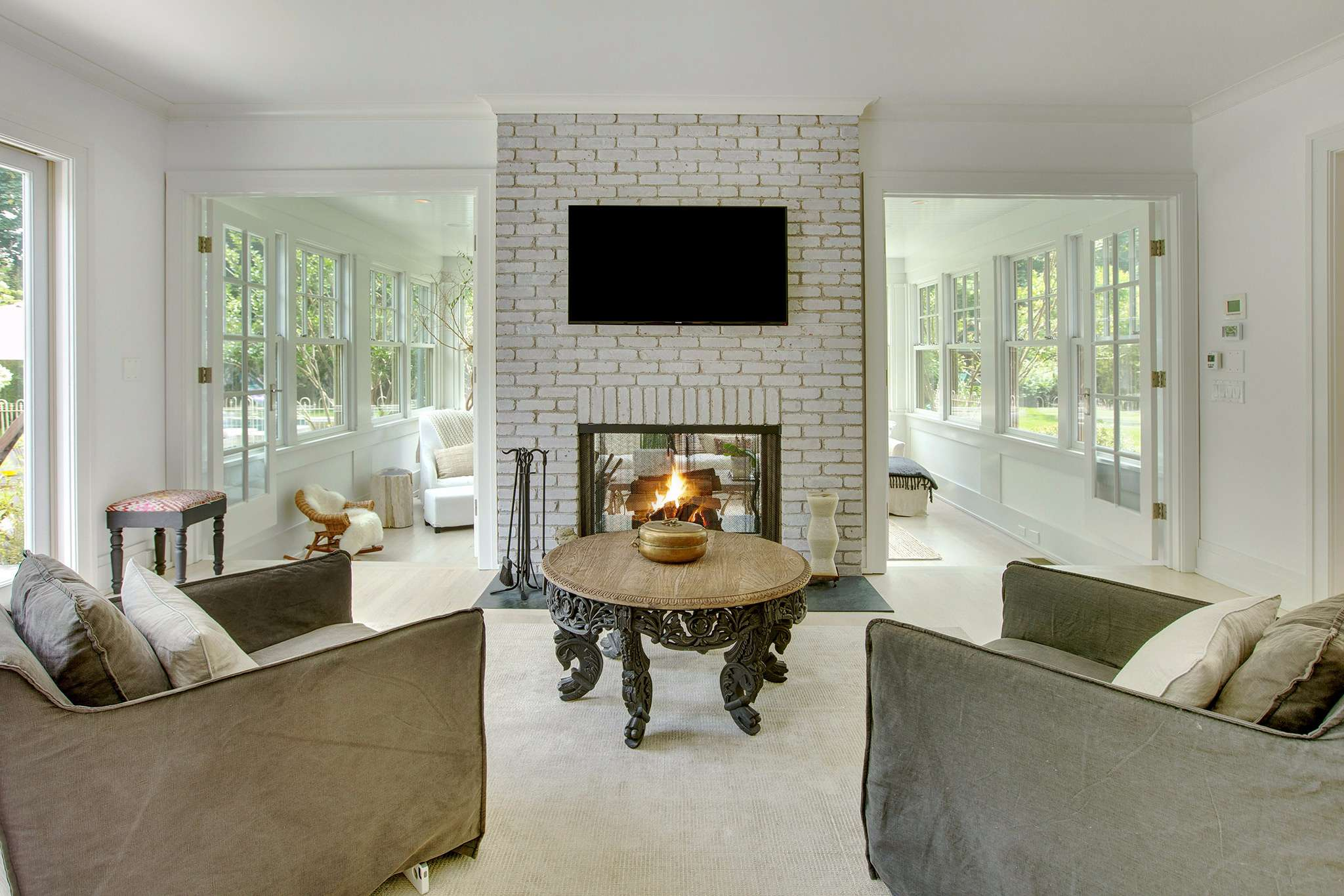 Additional photo for property listing at A Sag Harbor Home For All Seasons.  Sag Harbor, New York